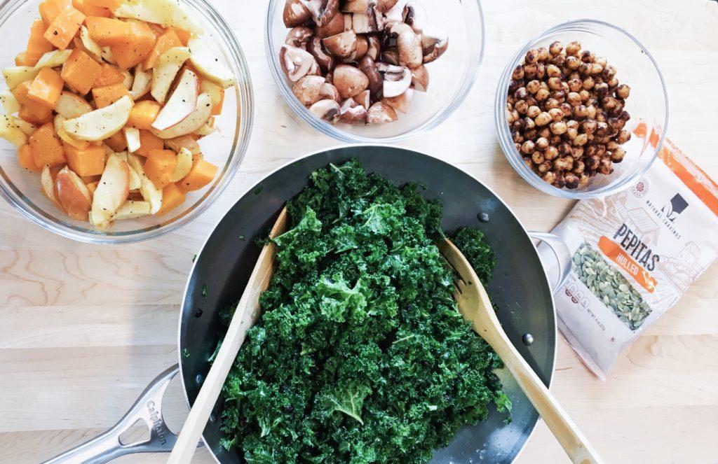 foodbook kale