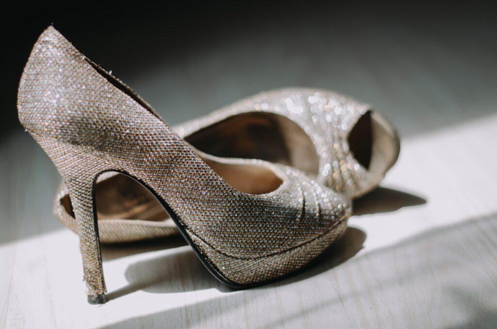 high dancing shoes